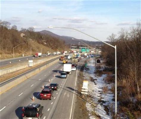 update: crash slows traffic on i 81 at wade bridge, near