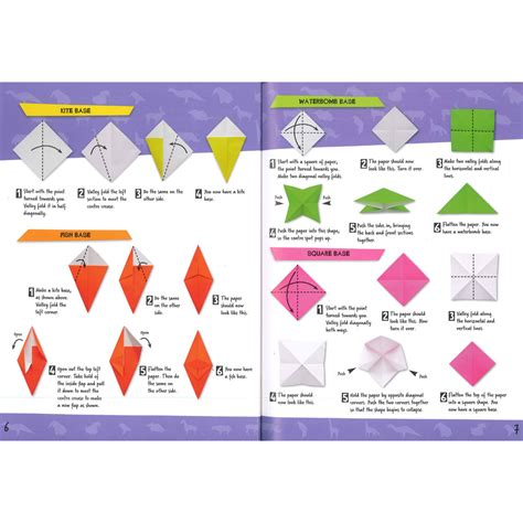 Introduction To Origami - origami a step by step introduction to the of paper