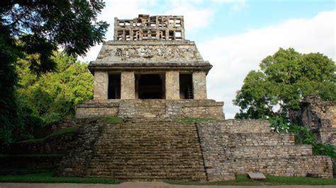 imagenes de templos aztecas palenque viviendo el tiempo maya