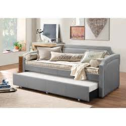 White Daybed With Pop Up Trundle 100 Fashion Bed Daybed Pop Daybed With Pop Up Trundle Bed Raymond Fabric Nailhead