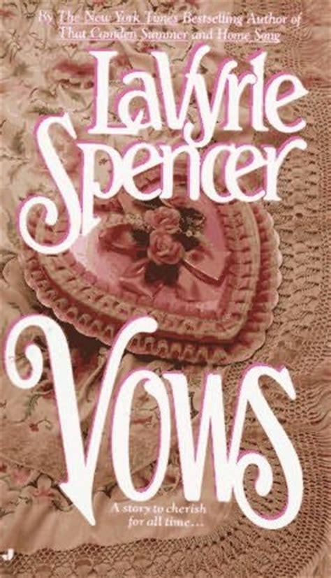 Novel Gagasmedia Lavyrle Spencer Loved vows by lavyrle spencer