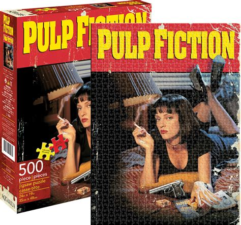 film jigsaw age pulp fiction jigsaw puzzle puzzlewarehouse com