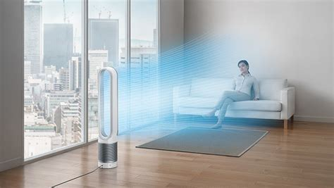 dyson pure cool link air purifier fan tower buy dyson pure cool link tower purifier fan dyson shop