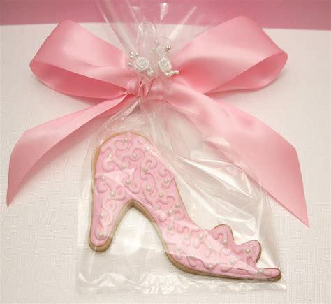 cinderella slipper cookies princess tea cookie princess cinderella slipper