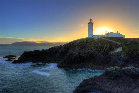 top coast lighthouse nature wallpapers