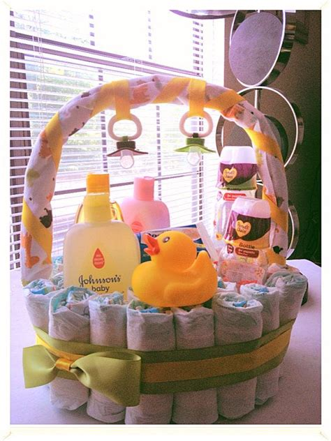 ideas for baby shower gift baskets style by adorable baby gift basket by lovecouturecandy on