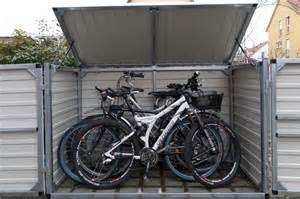 fahrrad garage gosal fahrradgarage aus stahl gosal