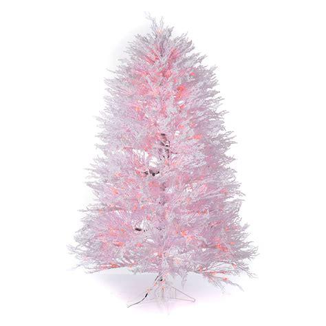 arboles de navidad con nieve 193 rbol de navidad con nieve blanco 270 cm luces rojas led venta en holyart