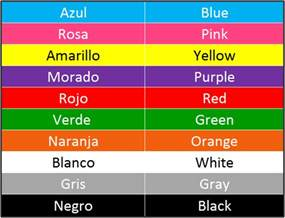 color gris en ingles colores en ingl 201 s descarga la lista de colores