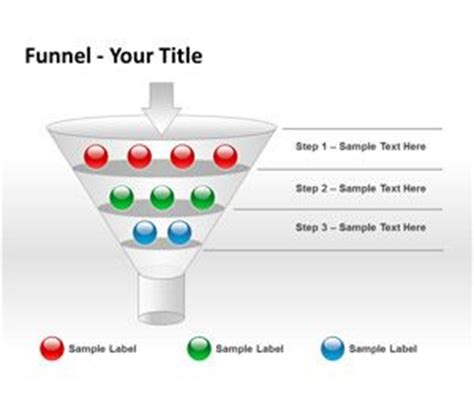 powerpoint funnel template free funnel diagram powerpoint templates free ppt
