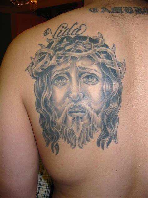 imagenes de tatuajes de jesus crucificado tatuajes de jes 250 s crucificado batanga