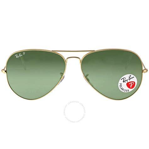 Ban Green Polarized ban aviator green polarized lenses sunglasses rb3025