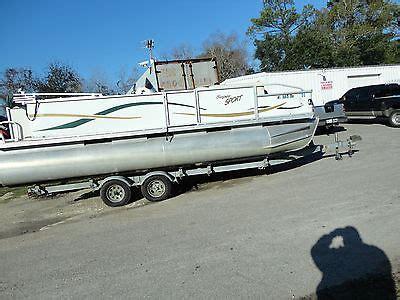 pontoon boat trailer for sale mississippi 20 ft pontoon boat and trailer boats for sale
