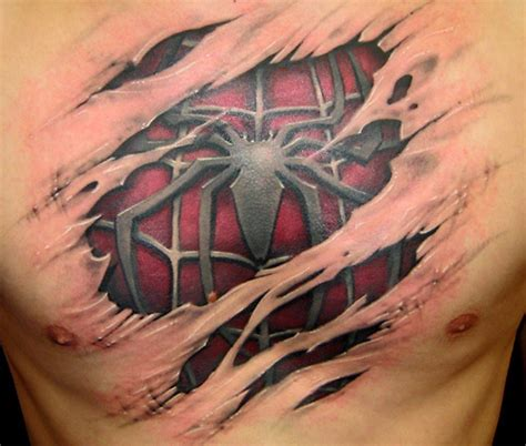 spiderman tatoo random photo 2459322 fanpop