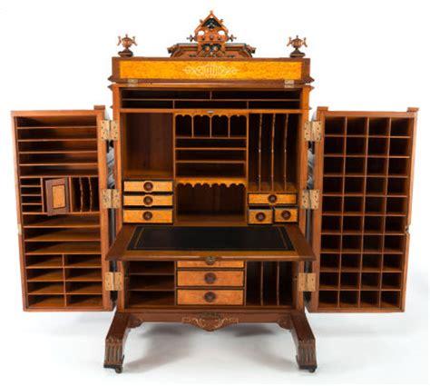 hidden drawers antique furniture secret spaces concealed compartments