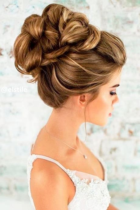 Wedding Hairstyles For Brides by Wedding Hairstyles For 2018