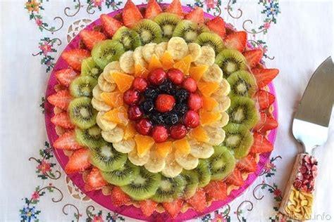 decorare waffel ricette torte di frutta le migliori ricette popolari