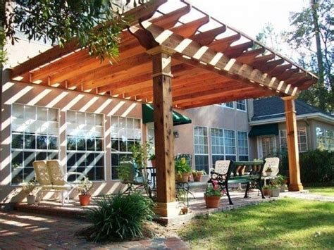 1000 ideas about pergola attached to house on pinterest