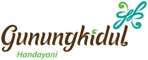arti logo city branding gunungkidul kedai susu  wonosari