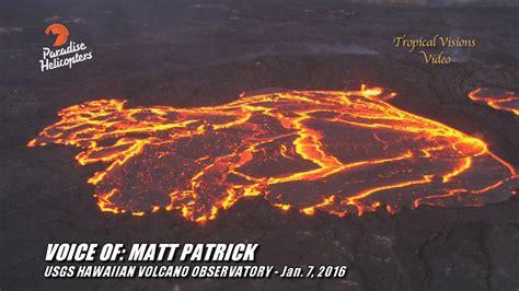 Big Flow 8 Maxy Ori By Lava jan 8 hawaii lava flow update
