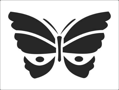 8 best images of butterfly pumpkin stencils printable free printable butterfly stencil
