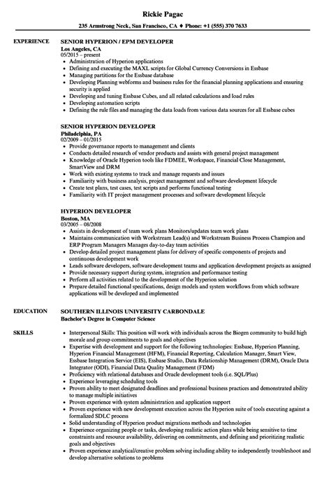 Hyperion Administrator Cover Letter by Hyperion Administrator Sle Resume Midwife Cover Letter Employee Certificate Sle