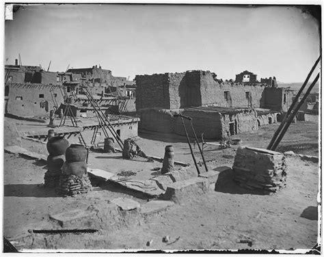 Pueblo Records File Zuni Pueblo Nara 523776 Jpg Wikimedia Commons