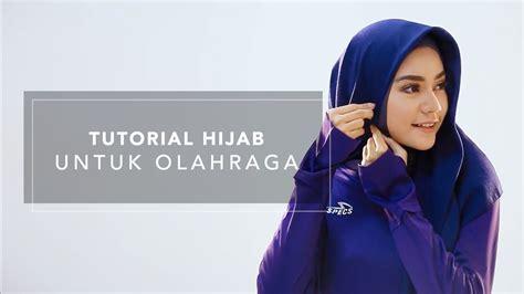 tutorial hijab paris untuk olahraga tutorial hijab untuk olahraga youtube