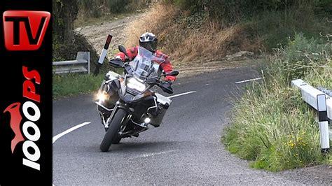 Navigation Für Motorrad Test 2015 by Bmw R 1200 Gs Adventure Test 2015 Nordirland