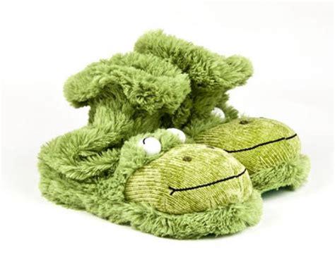 slippers fuzzy fuzzy frog sock slippers fuzzy sock slippers