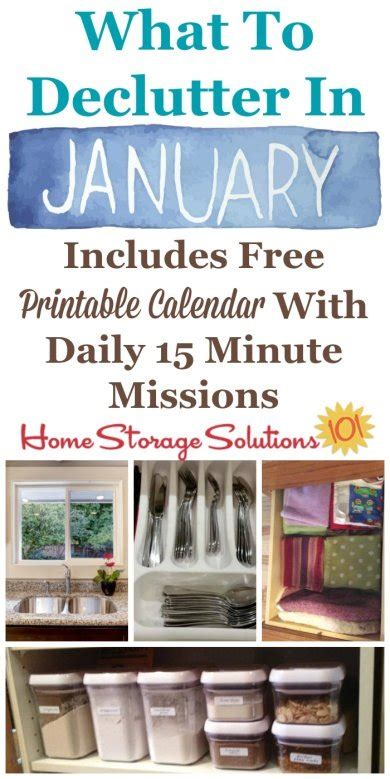 declutter tip your home life gets organized tips for
