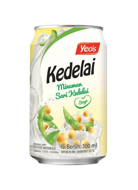 Yeos Kedelai Yeo S Soy Bean Milk Klg 300ml Klikindomaret