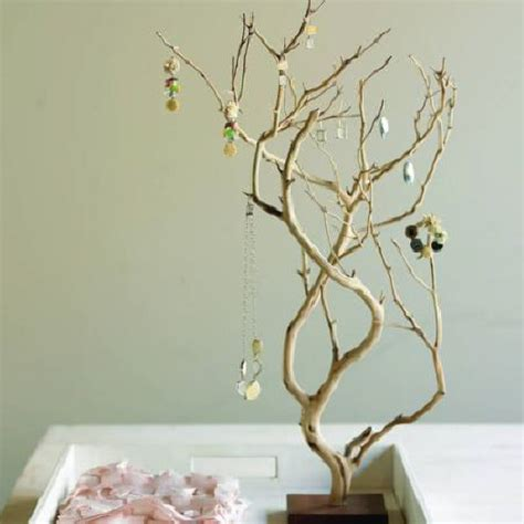 diy decorate your home with tree branches home design