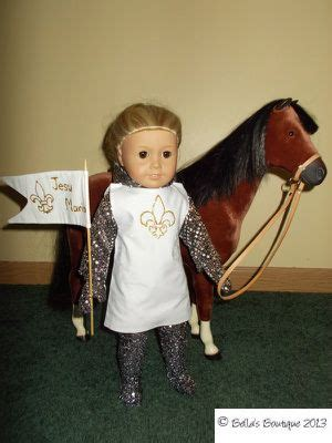 St Joan Maroon joan of arc and daughters on