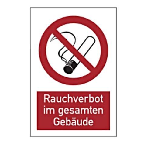 Aufkleber Rauchen Verboten Kostenlos by Hinweisaufkleber Quot Rauchverbot Im Gesamten Geb 228 Ude