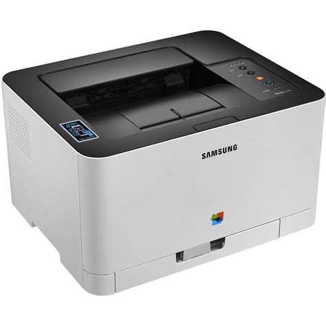 samsung laser color printer samsung xpress c430w color laser printer sl c430w xaa b h