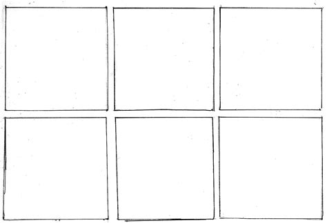 6 panel comic template what panel layout should i use in my webcomic