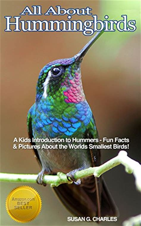 discover the book all about hummingbirds a kids