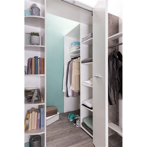 begehbarer kleiderschrank jugendzimmer begehbarer kleiderschrank kinderzimmer joker beton wei 223
