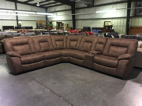 sectional sofa with usb port 5007 motion sectional with 2 recliners and 2 usb in