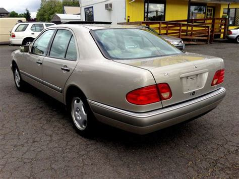 auto air conditioning repair 1997 mercedes benz e class parental controls purchase used 1997 mercedes benz e420 base sedan 4 door 4 2l in gladstone oregon united states