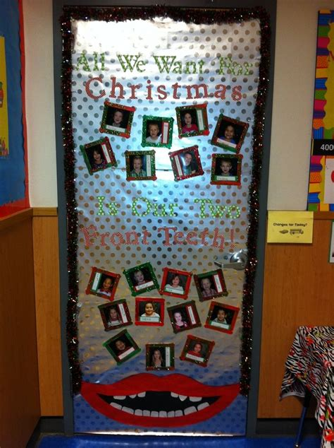9 best classroom door decorations christmas images on