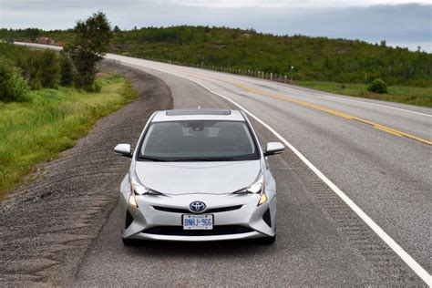 Toyota Tech Test Drive 2016 Toyota Prius Tech Page 3 Of 3 Autos