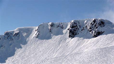 Mammoth Cornice The World S 100 Best Ski Runs Snowbrains
