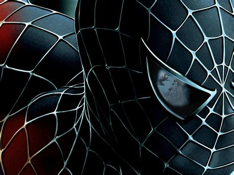black spiderman black spider man wallpapers wallpaper cave
