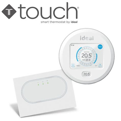 The Ideal For You Or And Smart At 2 by Ideal Touch Rf Smart Smart Heating Controls