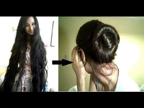 updo s for very long hair youtube