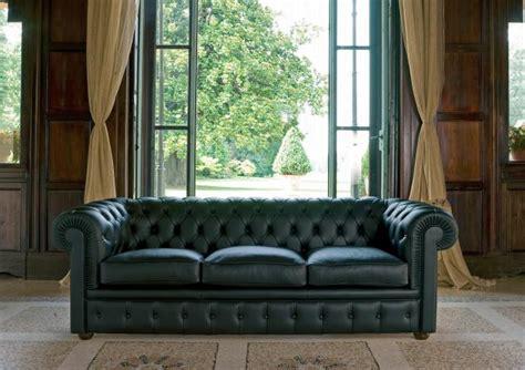 divani chester divano chester 3 posti berto salotti