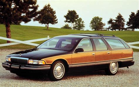 1996 buick roadmaster estate wagon photo 12