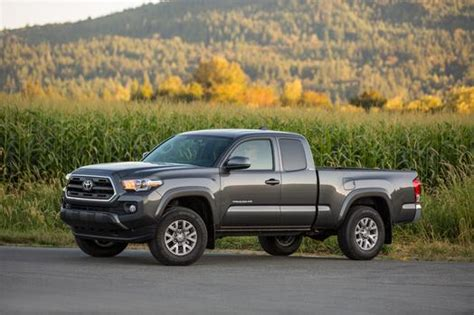 2016 Toyota Tacoma Specifications New 2016 Toyota Tacoma Sr5 Specs Features And Options